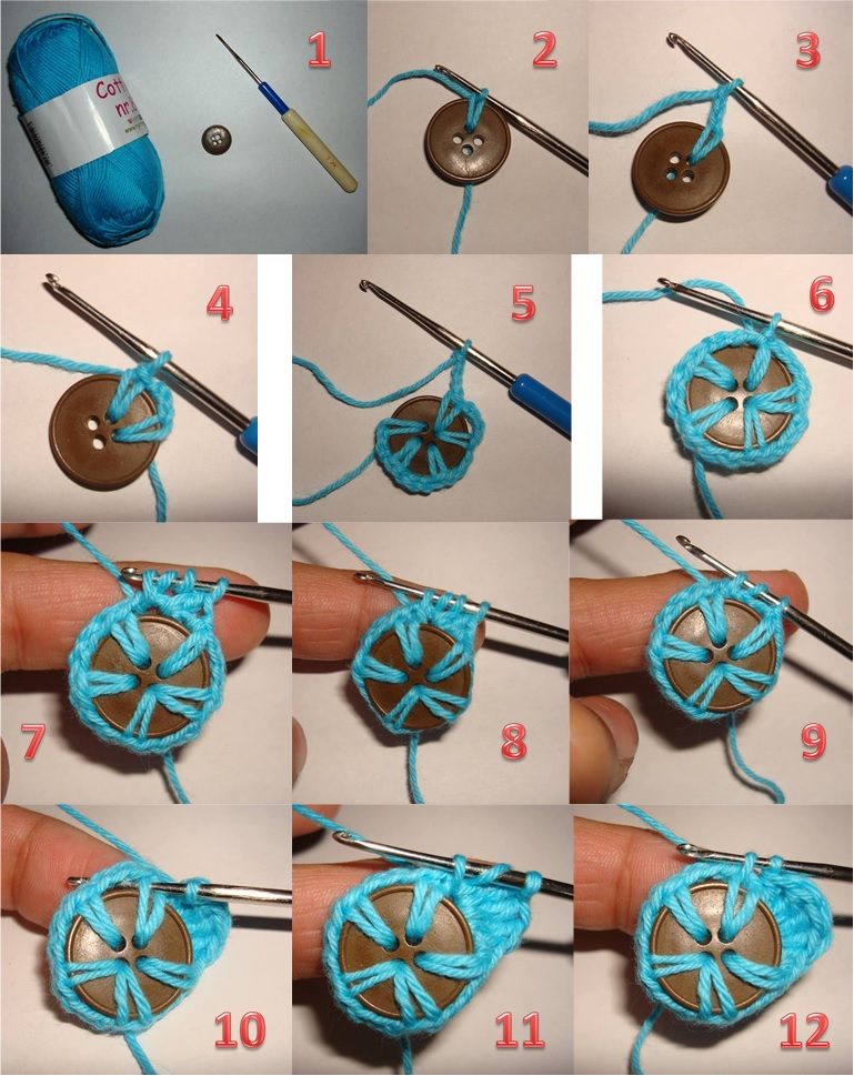 Billede vejledning fra billed 1 til 12