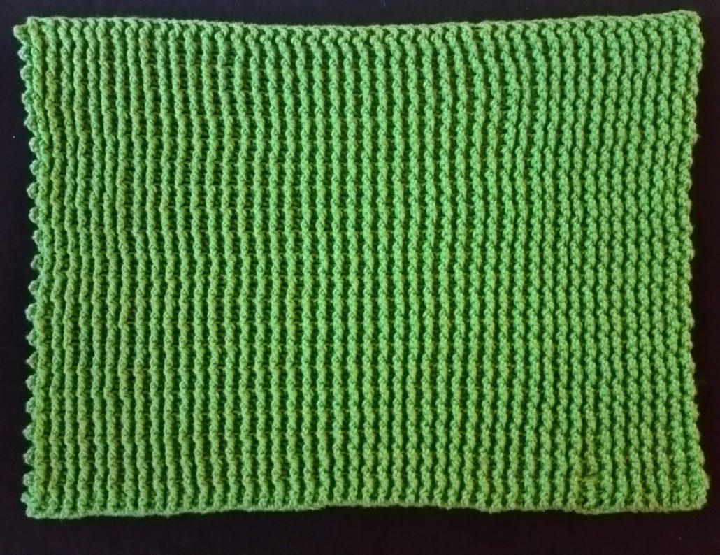 gulvklud billede af hæklede gulvklud
