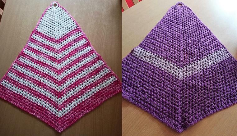 Håndklædet Gudrun billede af Håndklædet Gudrun