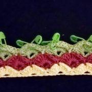 tørklæde i boks musling mønster billed af boks muslinge mønster