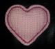 Hjerte hækleopskrift billed af hjertet