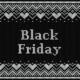 Billed af Black Friday strikkemønster