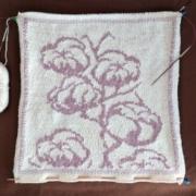 Del 1 til en hyggelig strikke KAL