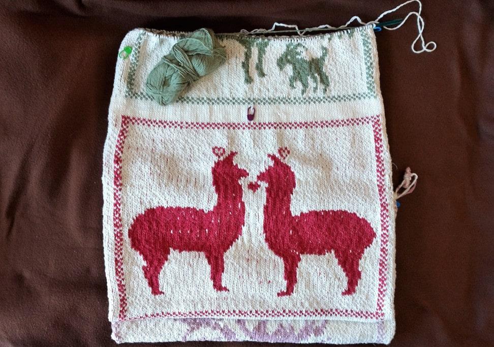 Del 6 til strikke KAL med tælle får